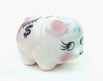 "Spardose Piggy Unkraut 4.75"""