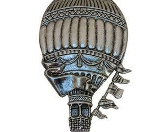 Hot Air Balloon Medallion, XL