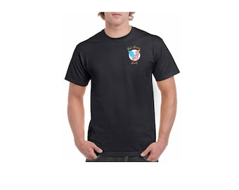 Custom Personalized Embroidered TShirt