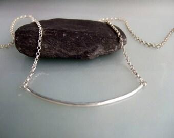 Silver ARC pendant