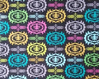 "Printed Felt Rectangle: Multi-Color (9""x12"")"