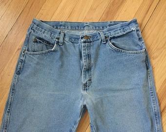 Vintage high waisted wrangler jeans
