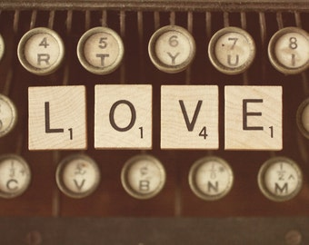 A Special Type of Love:  8x10 Fine Art Photography Print