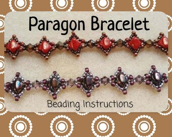 Paragon Bracelet Instructions