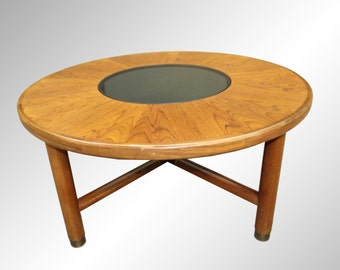 Mid Cenutry Danish Modern Teak Coffee Side Table