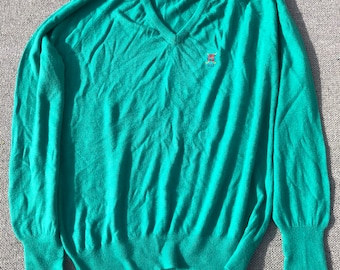 Vintage Retro Made in the U.S.A. Pickering Brand Sweater Size Large