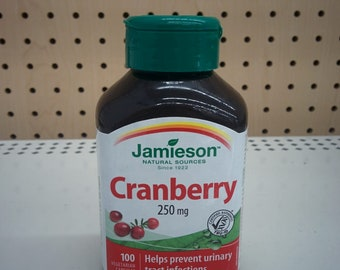 Jamieson Cranberry 250mg
