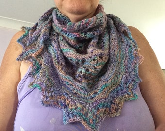 Shapeshifter Shawl