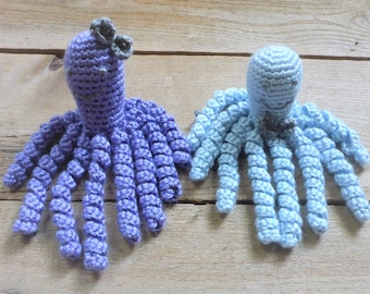 Baby Octopus Toy