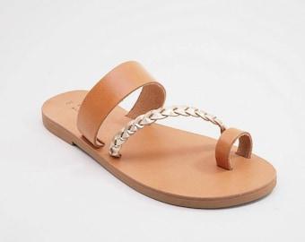 Sandals,women shoes, Greek Sandals,Flip Flops, Summer Sandals