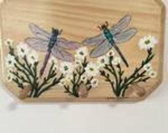 Dragonfly Key Holder