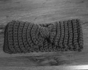 Tied Up in Bows Headband Pattern