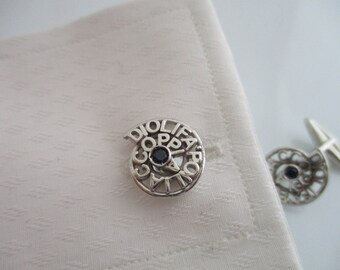 Custom twins man, wedding cuff links personalized, twins for the groom, witnesses of the groom