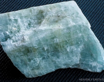 Rough Blue Green Aquamarine