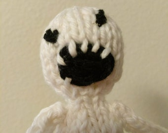 Grr Argh Finger Puppet Monster