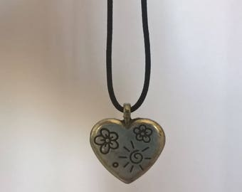 Necklace spring child