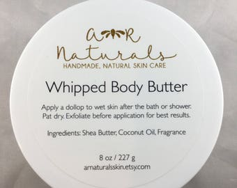 Whipped Body Butter - 8 oz