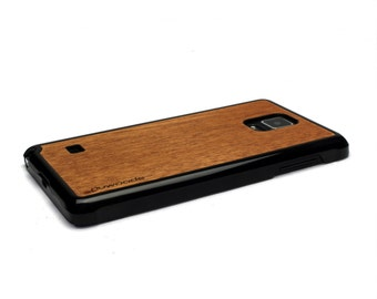 For Samsung Galaxy Note 4 Case Wood Mahogany, Note 4 Case Wood Note 4 Case, Wood Galaxy Note 4 Case, Galaxy Note 4 Wood Case