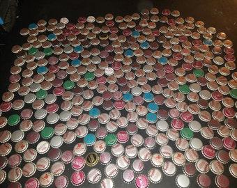 370 Bottle Cap Tops / Bottle Caps / Bottle Lids