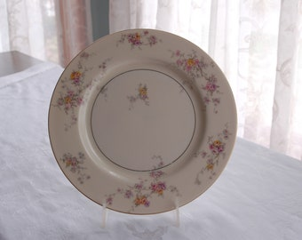Haviland Gloria Salad Plate