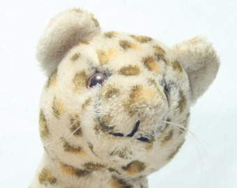 Stuffed Leopard Plush Toy