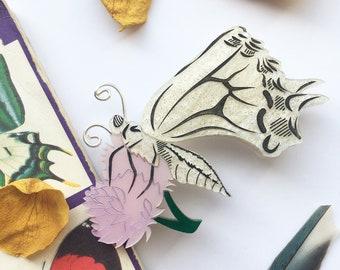 Belinda the Butterfly Brooch