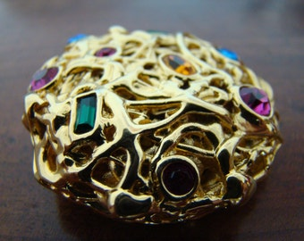 Brooch Ted Lapidus