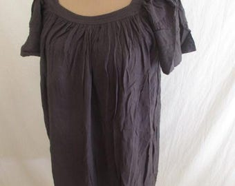 Dress Maje Artifice Brown size 40 to-70%