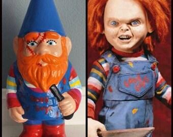 Chucky gnome
