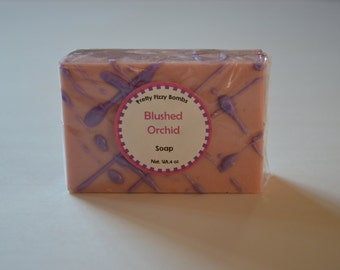 Blushed Orchid Soap