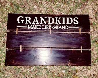 Grand Parents Memory Holder