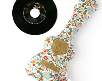 Musical guitar - life rose - Edith Piaf