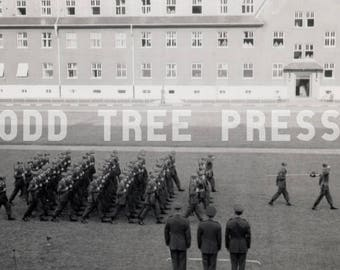 Vintage Photo Army Parade Grounds #1 1959 - Digital Download - Prints Available