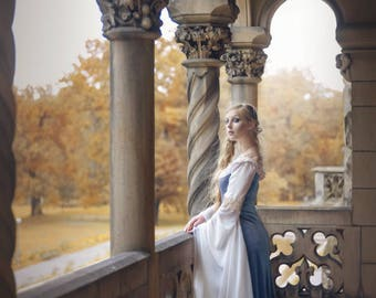 elven wedding dress, fairy wedding dress, elven bride dress, fairy gowns for women, elven fantasy dress, elven gown, boho wedding dress