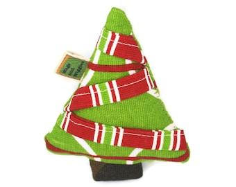 Catnip Cat Toy Holiday Christmas Tree