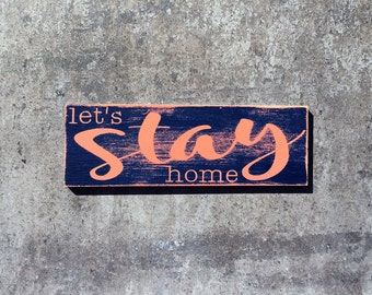 Let's Stay Home-MAGNET