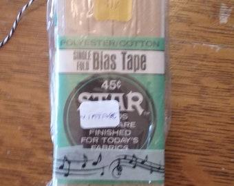 Vintage Bias Tape & Seam Binding