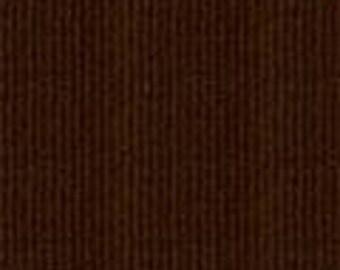 Corduroy Fabric Baby Wale Hazelnut Brown -  57 Inches Wide -  Robert Kaufman Fabrics