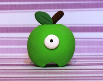 Apple Timid Monster