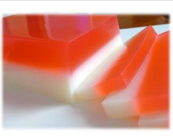 So Very Strawberry Soap; Free Shipping Soap Bar (Domestic Only); Strawberry Soap; Goats Milk Soap; Strawberry and Goats Milk Soap