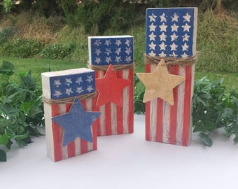 Vintage / Antique  4th of July Home Decor