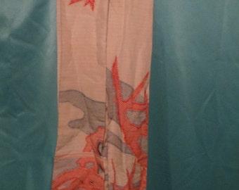vintage  Japanese Silk  Obi  kimono sash