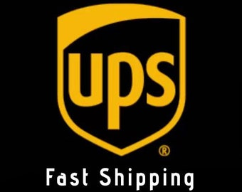 UPGRATE your shipping | UPS courier all over the world