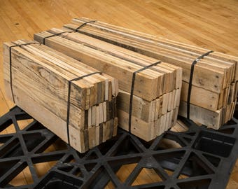 Reclaimed Pallet Wood Boards