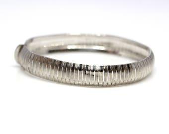 Silver Linked Bracelet Vintage