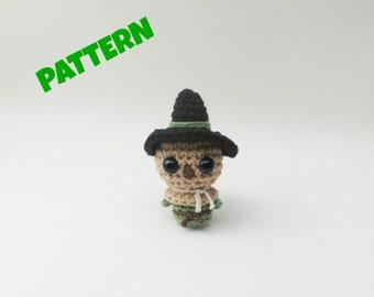 Amigurumi Wizard of Oz Pattern, Scarecrow Pattern, Crochet Doll Pattern, Amigurumi Pattern, Crochet Pattern, Amigurumi Doll Pattern, Kid Toy