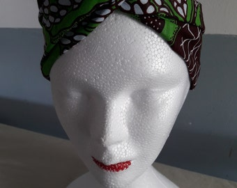 Turban headband, easy tet Mare