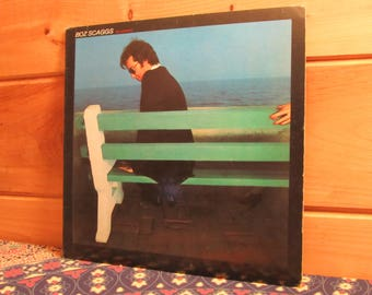 Boz Scaggs - Silk Degrees - 33 1/3 Vinyl Record