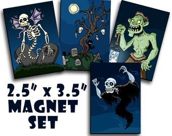 Monster Magnets - Dark Series
