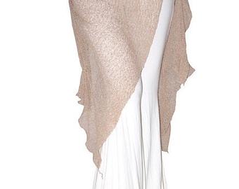 Triver Belly dancel wear knit pants White
